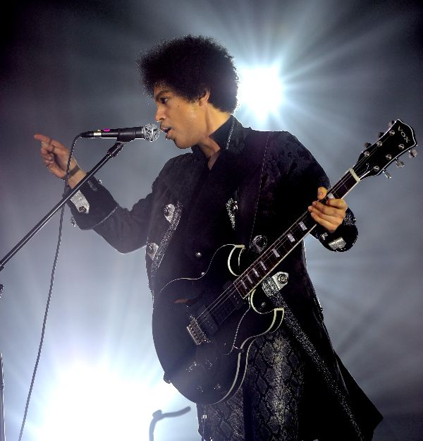 Prince and 3RDEYEGIRL Tour Opener - Vancouver Photo: Kevin Mazur