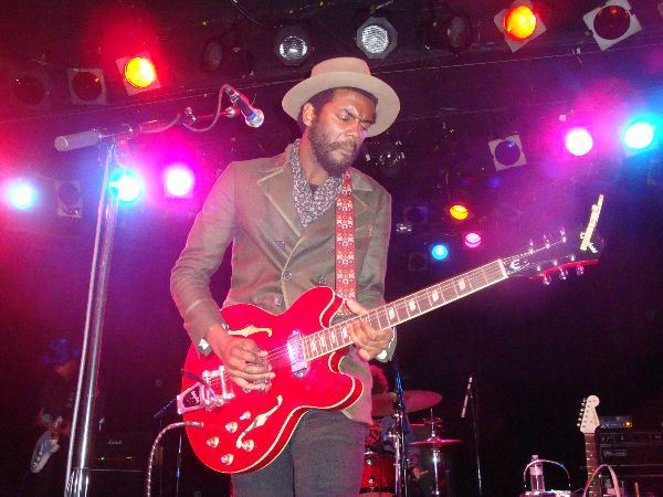 Gary Clark Jr. Photo: Latisha Alsys For DrFunkenberry.com