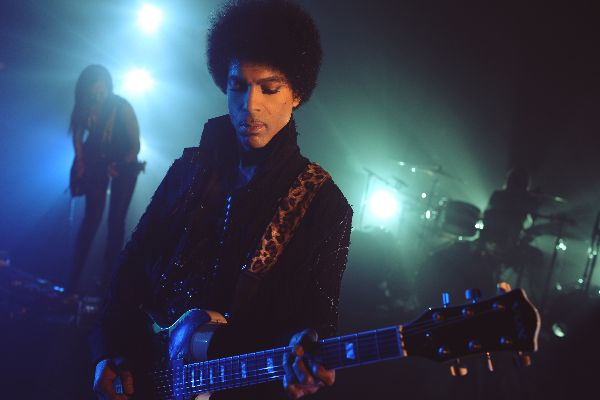 PRINCE Photo: Madison Dube NPG RECORDS 2013