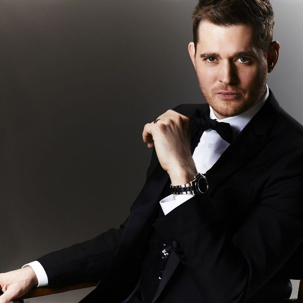 Michael Bublé Promo Photo