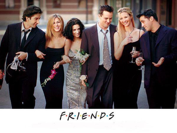 Friends Photo: NBC.com
