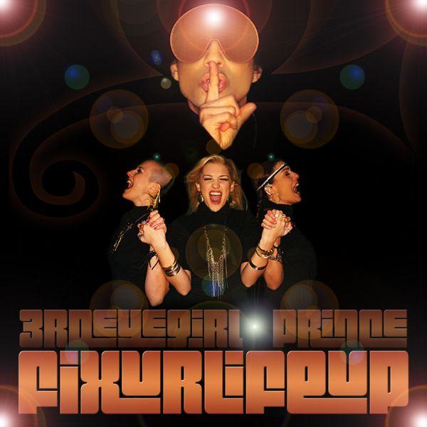 FIXURLIFEUP iTunes Cover 3rdEyegirl PRINCE Artwork By LV