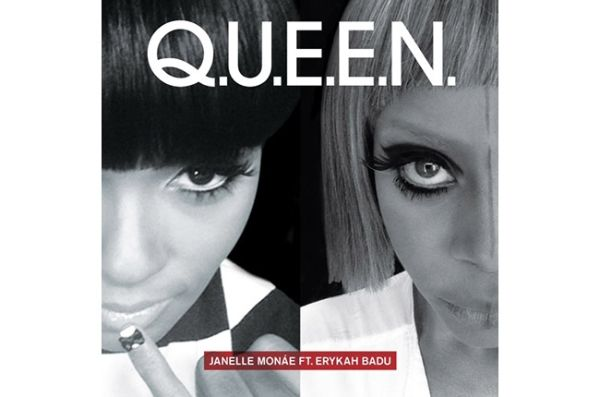 Janelle Monae &amp; Erykah Badu Q.U.E.E.N. Cover