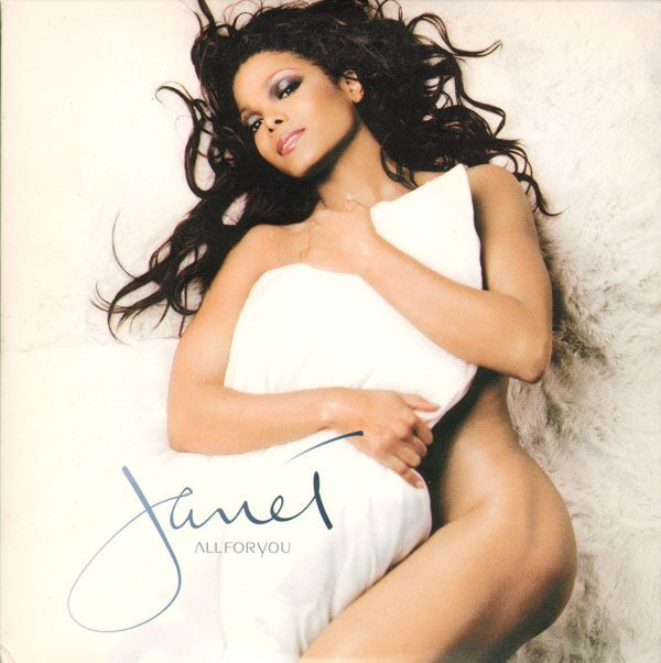 Janet Jackson &quot;All For You&quot; Cover