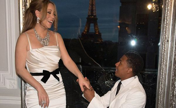 Mariah Carey &amp; Nick Cannon Photo: GettyImages.com