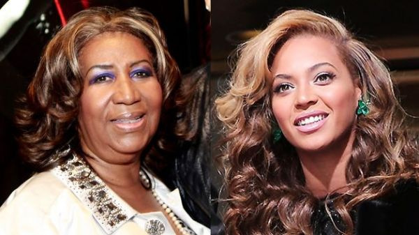 Aretha Franklin &amp; Beyonce Image BET.com