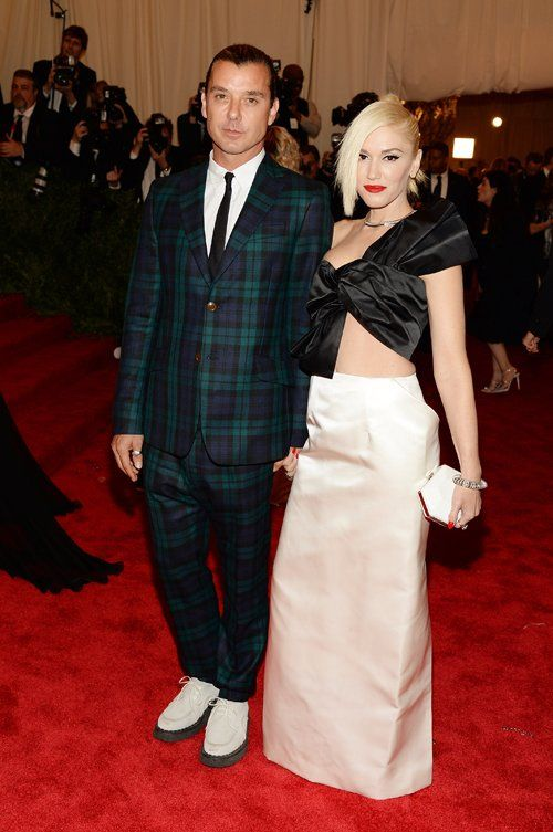 Gavin Rossdale &amp; Gwen Stefani Photo: GettyImages.com