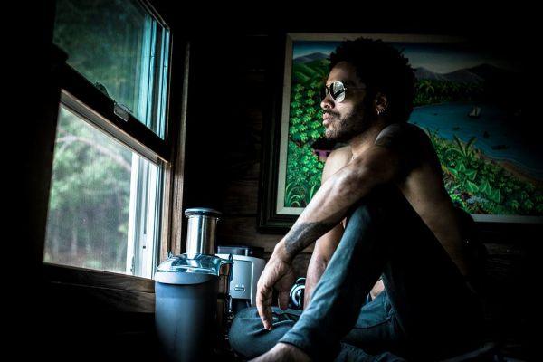 Lenny Kravitz Photo: Mathieu Bitton