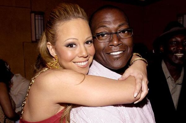 Mariah Carey &amp; Randy Jackson Photo: Billboard.com