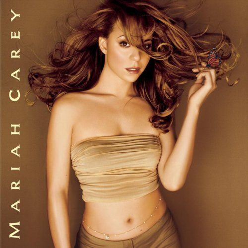 Mariah Carey Cover Artwork