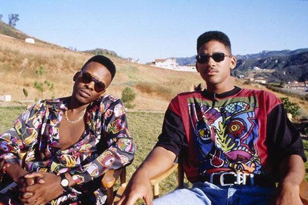 Jazzy Jeff & Fresh Prince Photo: HipHopWired.com