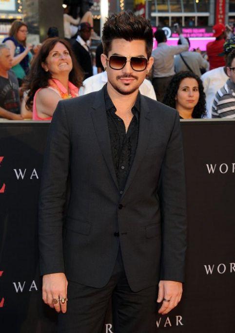 Adam Lambert Photo: GettyImages.com