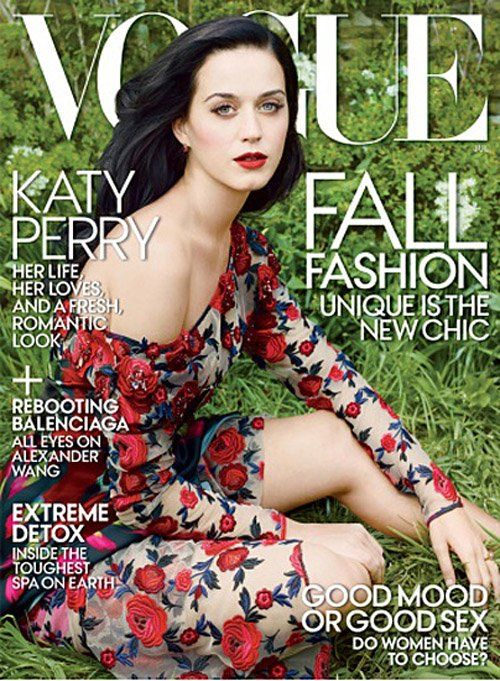 Katy Perry Photo: Vogue