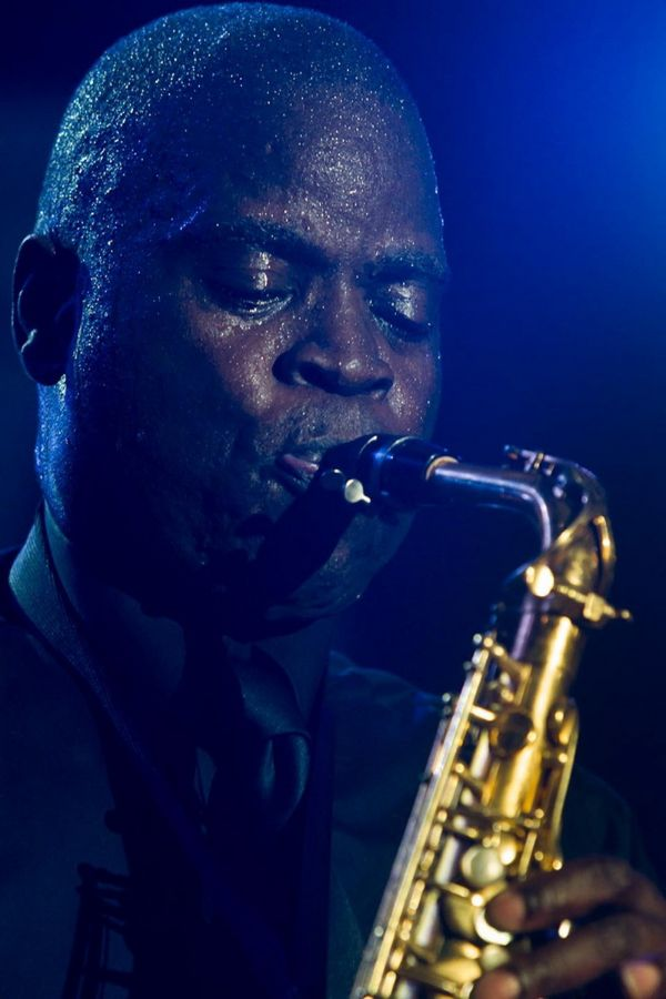 Maceo Parker Photo: Chris Huxley