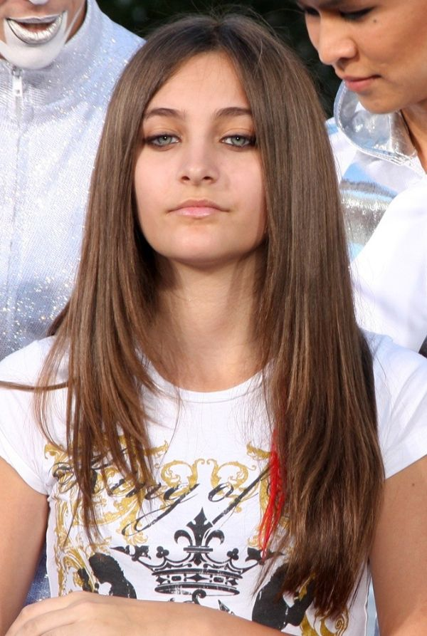 Paris Jackson Photo: AceShowBiz.com