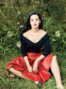 Katy Perry Photo: Annie Liebowitz Vanity Fair