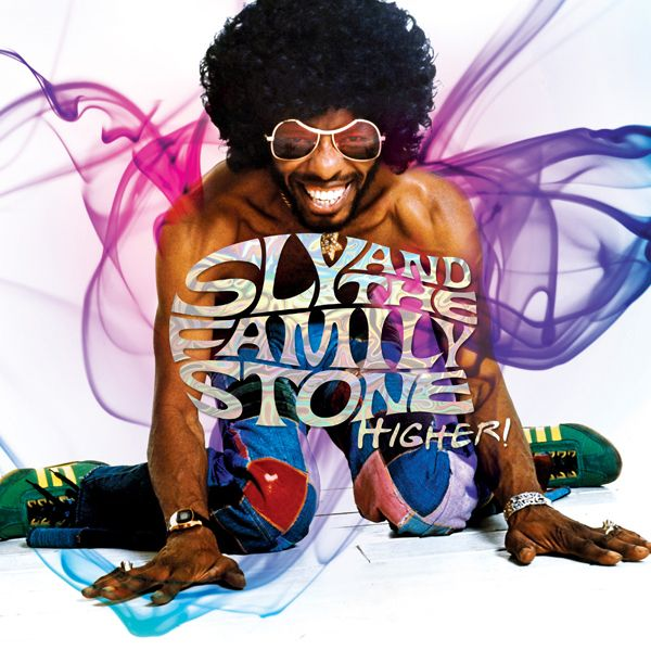 Sly & The Family Stone Box Set Cover Higher