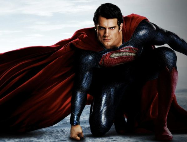Superman Man Of Steel Photo: Empire Magazine