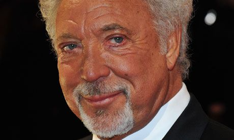 Baftas 2012: Tom Jones Photo: GettyImages.com