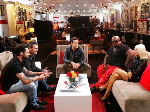 The Voice Cast Photo: NBC.com