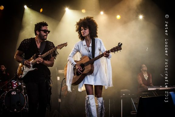 Andy Allo Photo: Peter Lodder Fotografie