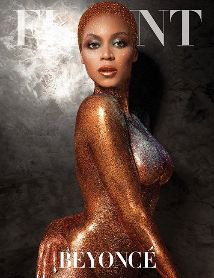 Beyonce Tony Duran for Flaunt