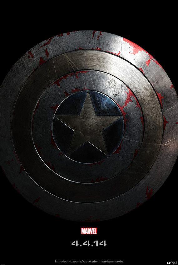 Captain America 2 Winter Soldier