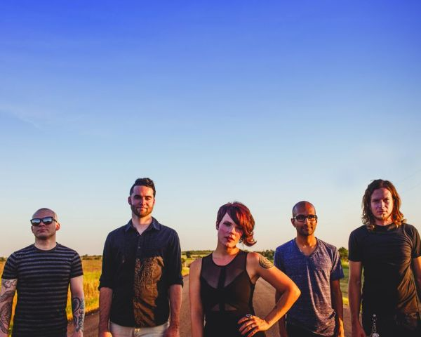 Flyleaf Promo Photo