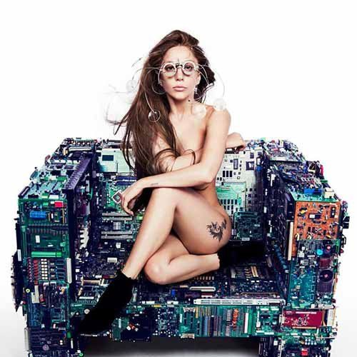 Lady Gaga Photo: Twitter.com
