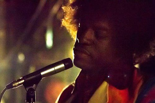 Andre 3000 As Jimi Hendrix Photo: Toronto International Film Festival