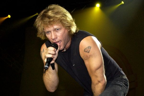 Jon Bon Jovi Photo: UltimateClassicRock.com