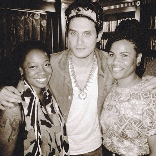 King & John Mayer Photo: wearekingworldwide