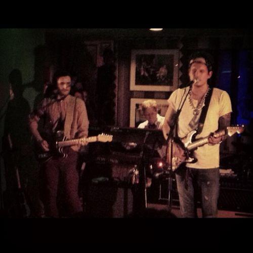 John Mayer & Zane Carney Photo: msjax11