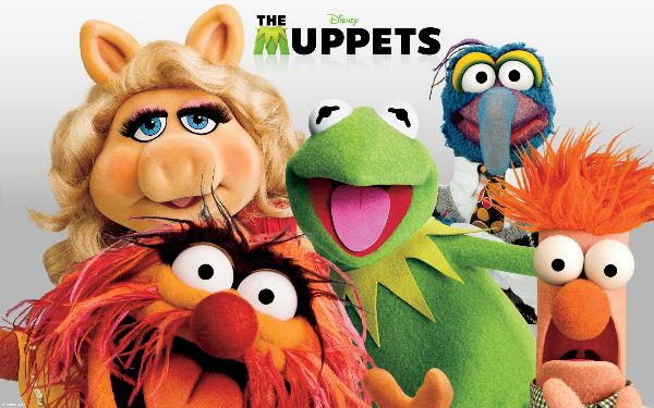 The Muppets Promo Photo