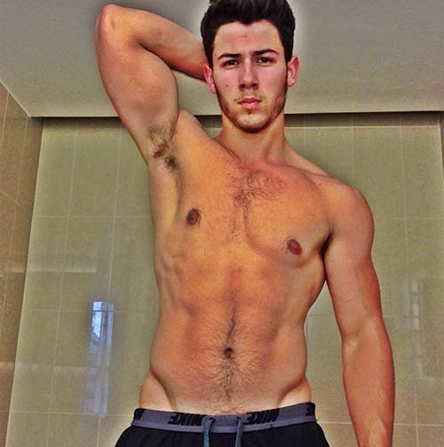 Nick Jonas Photo: Instagram