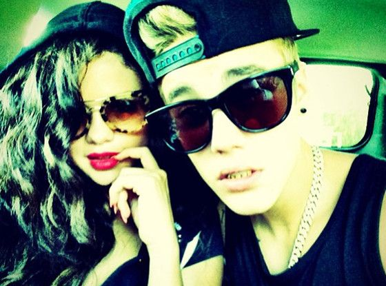Selena Gomez & Justin Bieber Photo: Instagram