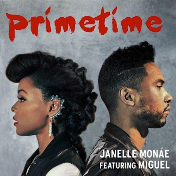 Janelle Monae & Miguel Primetime Cover Photo: JMonae.com