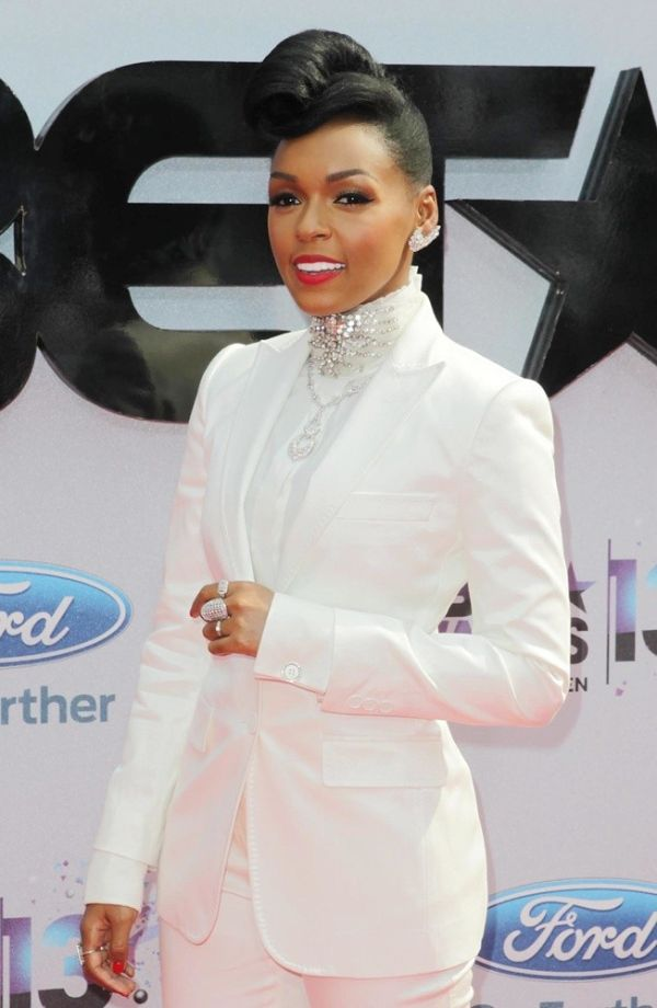 Janelle Monae BET Awards 13 Photo: AceShowbiz.com