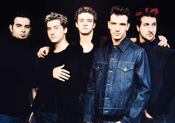 NSYNC File Photo HBO