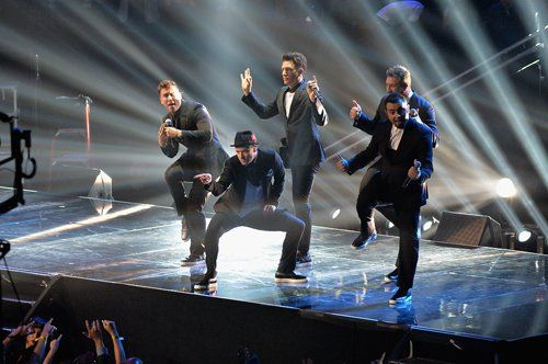 NSync Photo: GettyImages.com