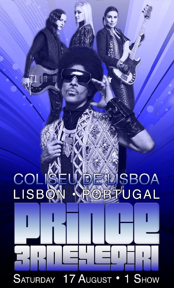 Prince Lisbon Image By 3rdEyeBoy Aka Spencer