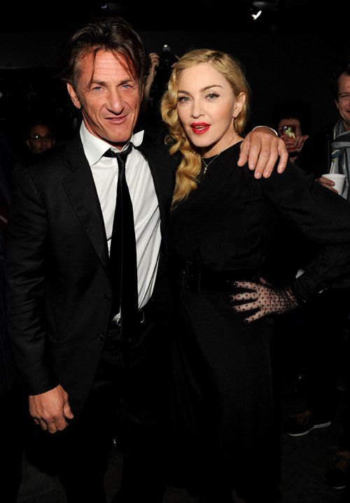 Madonna & Sean Penn Photo: GettyImages.com