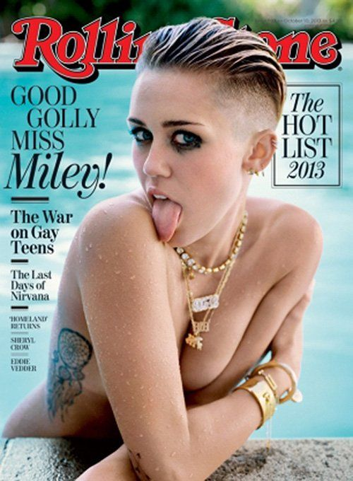 Miley Cyrus Photo: RollingStone.com