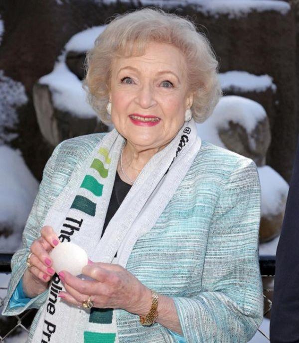 Betty White: Photo: NYDAILYNEWS.COM