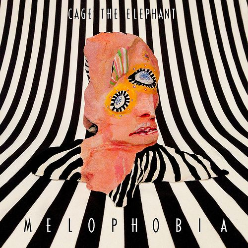 Cage The Elephant Melopobia Cover