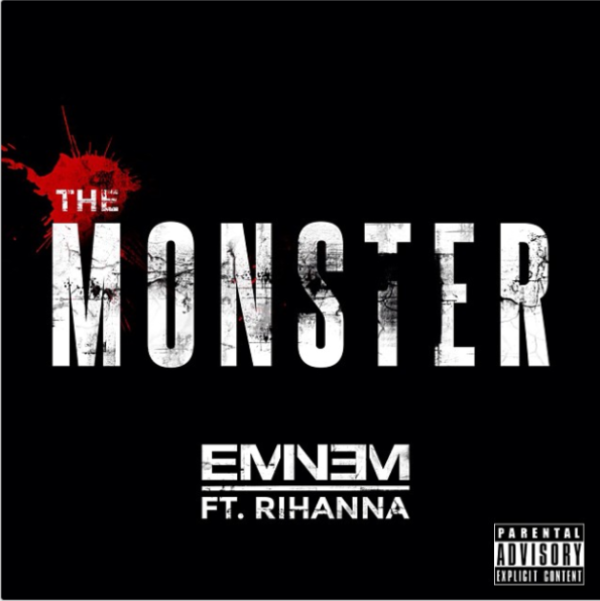 The Monster EMINEM FT. RIHANNA