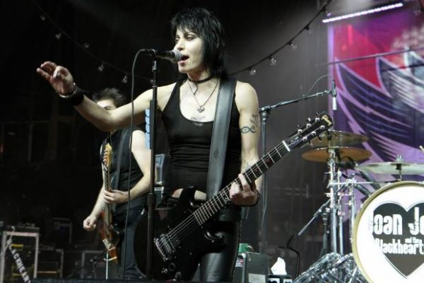 Joan Jett Photo: DNAInfo.com