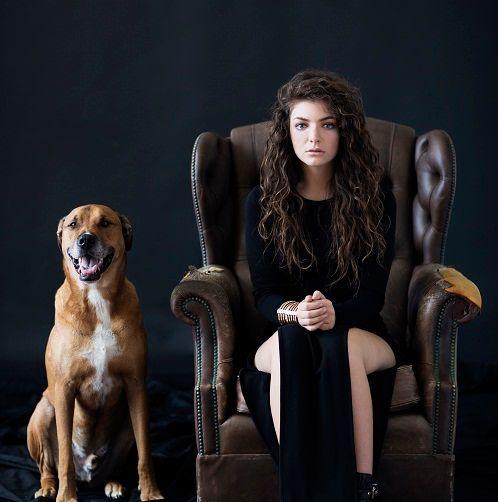 Lorde Promo Photo