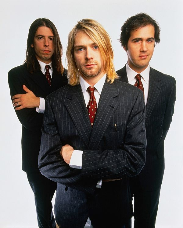 Nirvana Promo Photo  Image by © Mark Seliger/CORBIS OUTLINE