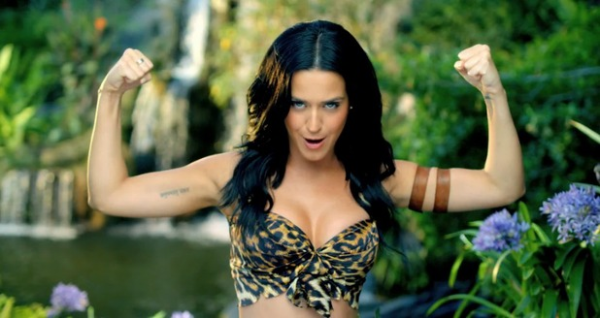 Katy Perry Roar Video Still